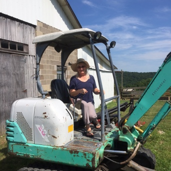 Licia on Farm Equip