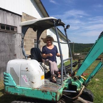 Licia on Farm Equip